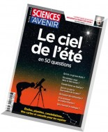 Sciences et Avenir - Hors-Serie - Juillet-Aout 2016