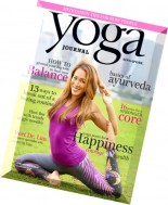 Yoga Journal Singapore - June-July 2016