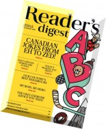 Reader's Digest Canada - July-August 2016