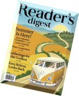 Reader's Digest UK - July 2016