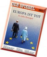 Spiegel - 25 Juni 2016
