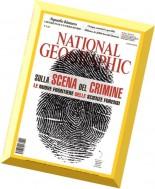 National Geographic Italia - Luglio 2016