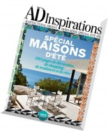 AD Architectural Digest France - Hors Serie Inspirations N 1, Ete 2016