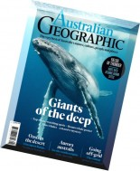 Australian Geographic - July-August 2016