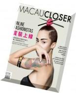 Macau Closer - June 2016