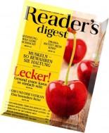 Readers Digest - August 2016