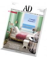 AD Architectural Digest Italia - Luglio-Agosto 2016