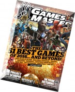 Gamesmaster - August 2016