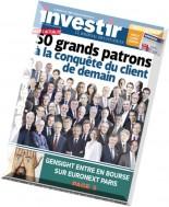 investir - 9 Juillet 2016