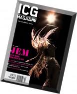 ICG International Cinematographer Guild Magazine - October 2015