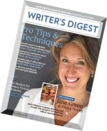 Writer's Digest - September 2016