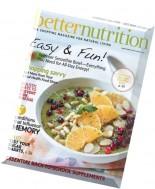 Better Nutrition - August 2016