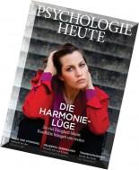 Psychologie Heute - August 2016
