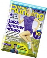 Trail Running - August-September 2016