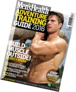 Men's Health South Africa - Adventure Training Guide 2016