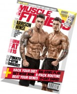 Muscle & Fitness UK - August 2016