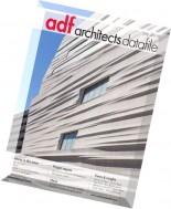 Architects Datafile (ADF) - July 2016