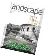 LA Journal of Landscape Architecture - Issue 48, 2016
