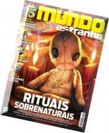 Mundo Estranho - Brazil - Issue 184, Agosto 2016