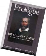 Prologue Magazine - Summer 2016
