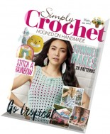 Simply Crochet - Issue 47, 2016