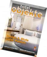 Hotel Objekte - Juli 2016