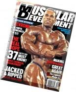 Muscular Development - September 2016