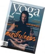 Australian Yoga Journal - August-September 2016