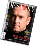 Destiny Man - August 2016