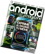 Android Magazine Spain - Issue 47, 2016