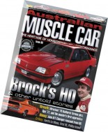 Australian Muscle Car - Issue 89, 2016