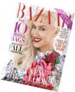 Harper's Bazaar USA – August 2016