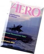 Aero Das Illustrierte Sammelwerk der Luftfahrt - N 235
