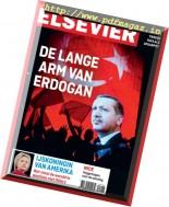 Elsevier - 23 Juli 2016
