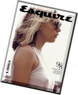 Esquire Spain - Julio-Agosto 2016