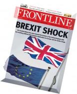 Frontline - 22 July 2016
