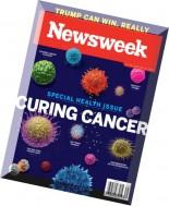 Newsweek USA - 29 July 2016