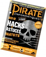Pirate Informatique - Aout-Octobre 2016