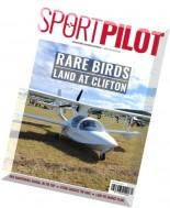 Sport Pilot - April 2016