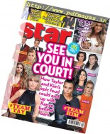 Star Magazine UK - 1 August 2016
