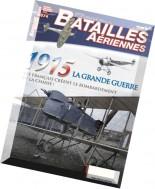 Batailles Aeriennes - N 74, Octobre-Novembre-Decembre 2015