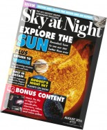 BBC Sky at Night - August 2016