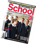 Choosing a School for Your Child New South Wales 2016