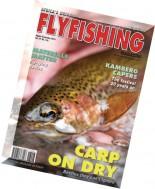 Flyfishing - August-September 2016