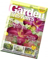 Garden Answers - August 2016