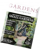 Gardens Illustrated - August 2016