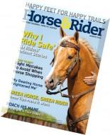 Horse & Rider - August 2016