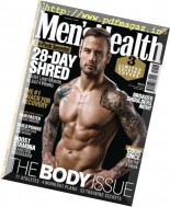 Men's Health South Africa - August 2016