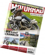 Motorrad - N 16, 22 Juli 2016