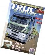 NZ Truck & Driver Magazine - August 2016